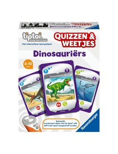 Ravensburger Quizzen en weetjes - dinosauriërs