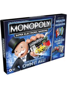 Hasbro Monopoly super electronisch bankieren