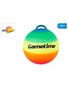Gametime Skippy bal Rainbow 55 cm