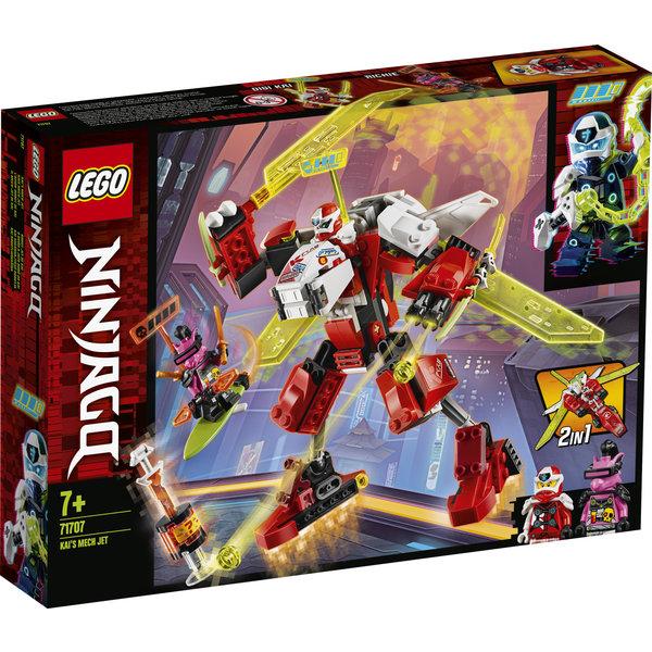 LEGO 71707 - Kai's Mech