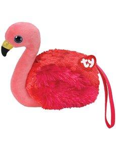 Ty Fashion Portemonnee Gilda Flamingo