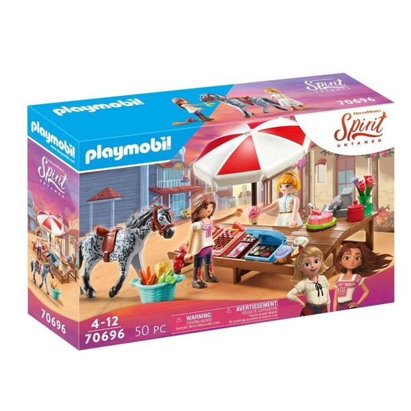 Playmobil 70696 - Miradero snoepwinkel
