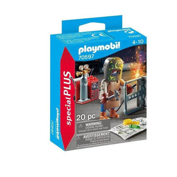 Playmobil 70597 - Lasser met uitrusting