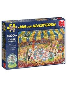 Jumbo Acrobaten circus - 1000 stukjes