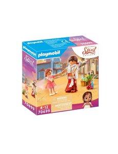 Playmobil 70699 - Jonge lucky & Milagro