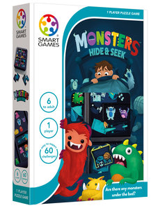 Smartgames Monsters hide & seek