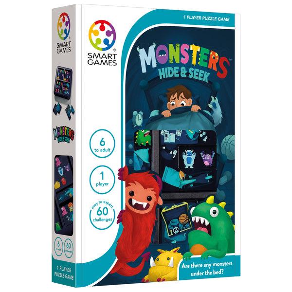Smartgames Monsters hide & seek