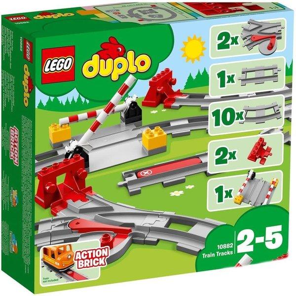 LEGO 10882 - Rails