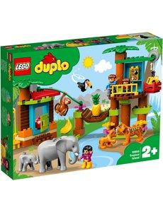 LEGO 10906 - Tropisch Eiland
