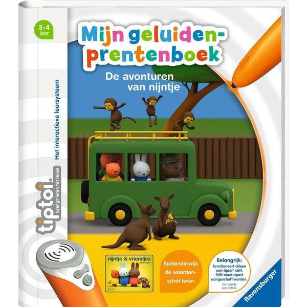 Ravensburger Mijn geluiden Prentenboek Nijntje