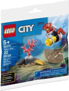 LEGO Verrassingszakje Oceaanduiker