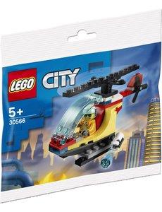 LEGO Verrassingszakje Brandweerhelikopter