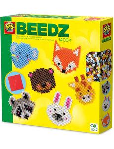 SES Beedz strijkkralen: schattige dieren
