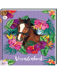 Interstat Vriendenboek paarden