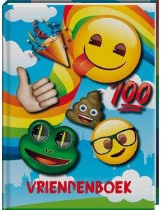 Interstat Vriendenboek Emoji