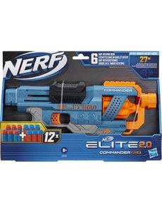 Hasbro Nerf - N-strike elite 2.0 Commander RD-6