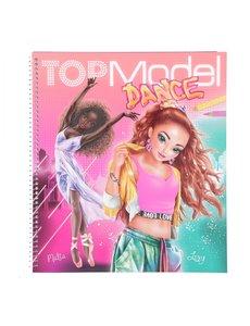 Depesche-TopModel Dance kleurboek