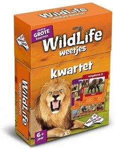 Identity Games Weetjes kwartet - Wildlife