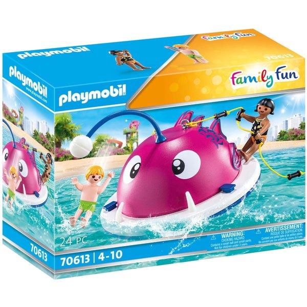 Playmobil 70613 - Beklimmen zwembadeiland