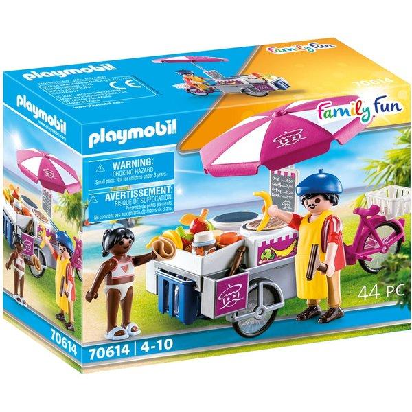 Playmobil 70614 - Mobiele Crêpesverkoop
