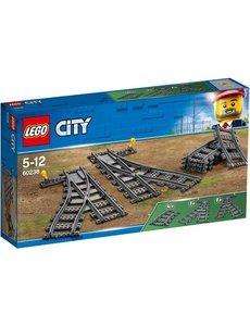 LEGO 60238 - Wissels