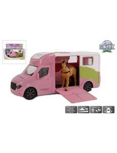Kids Globe Paarden truck