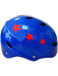 Move Helm Stars blauw maat S (54-57 cm)