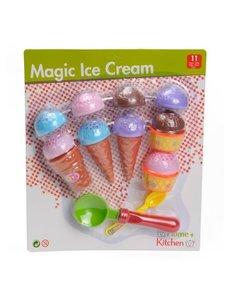 JohnToy Home and Kitchen Magische ijsjes