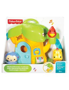 Fisher Price Boomhut musical
