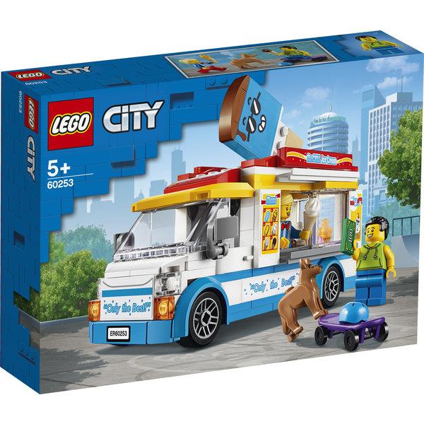 LEGO 60253 - IJswagen