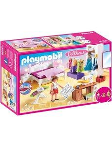 Playmobil 70208 - Slaapkamer met kledingkast