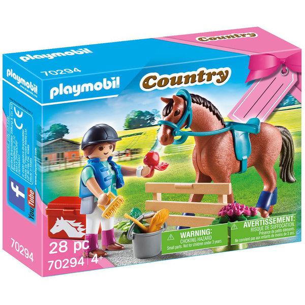Playmobil 70294 - Cadeauset paarden