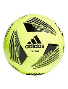 Voetbal AdidasTiro Club, maat 5 geel/zwart