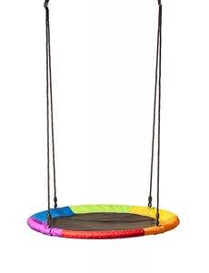 Woody Schommelschotel Rainbow 100 cm