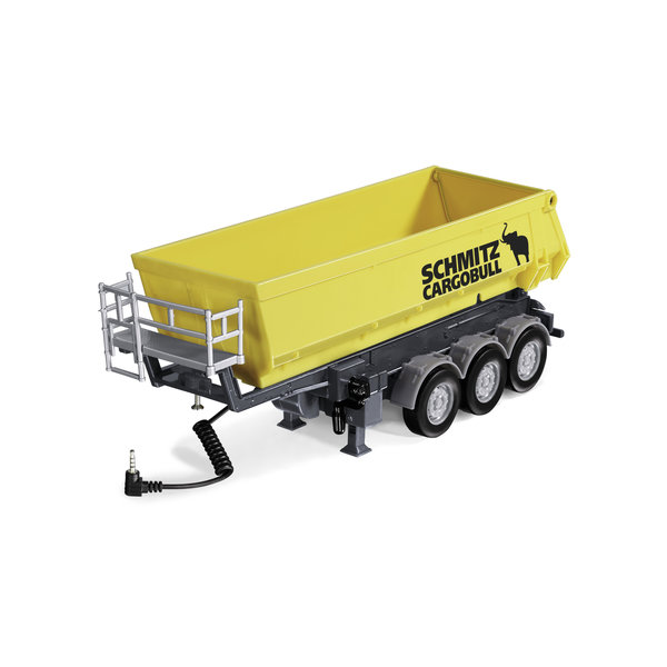 Siku 6734 - 3 assige trailer Schmitz Cargobull