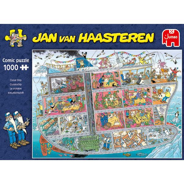 Jumbo Cruiseschip, 1000 stukjes
