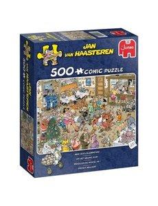 Jumbo Kerstborrel - 500 stukjes