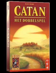 999 Games Catan het dobbelspel