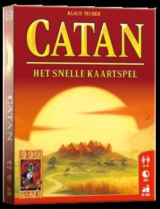 999 Games Catan - het snelle kaartspel