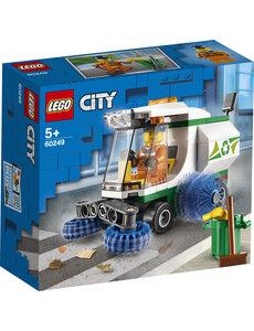 LEGO 60249 - Straatveegmachine