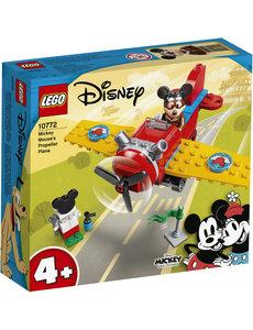 LEGO 10772 - Mickey Mouse propeller vliegtuig