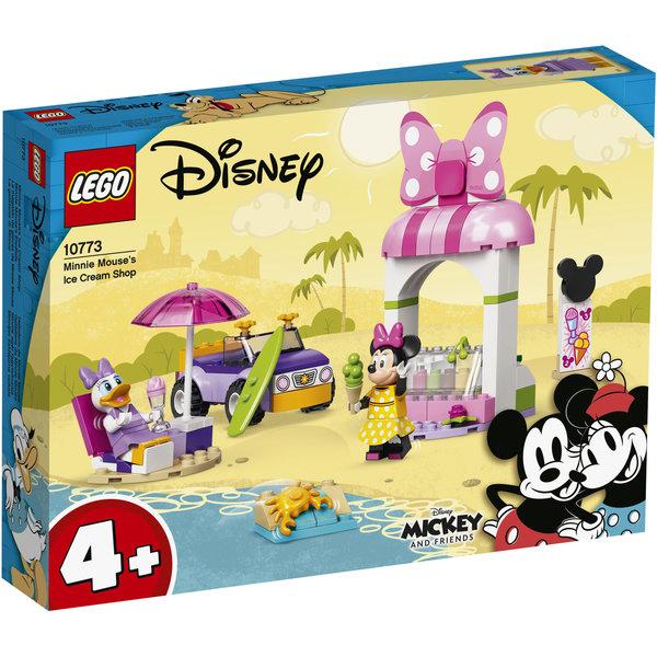 LEGO 10773 - Minnie Mouse Ijswinkel
