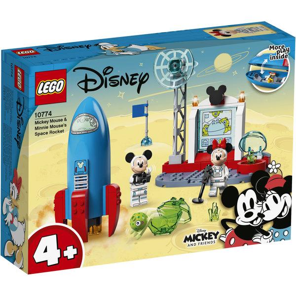 LEGO 10774 - Mickey en Minnie ruimteraket