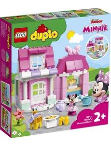 LEGO 10942 - Minnie's huis en café