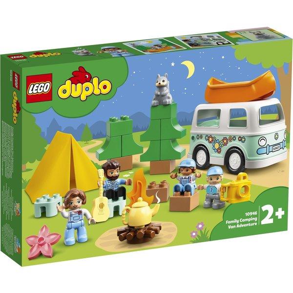 LEGO 10946 - Op de camping