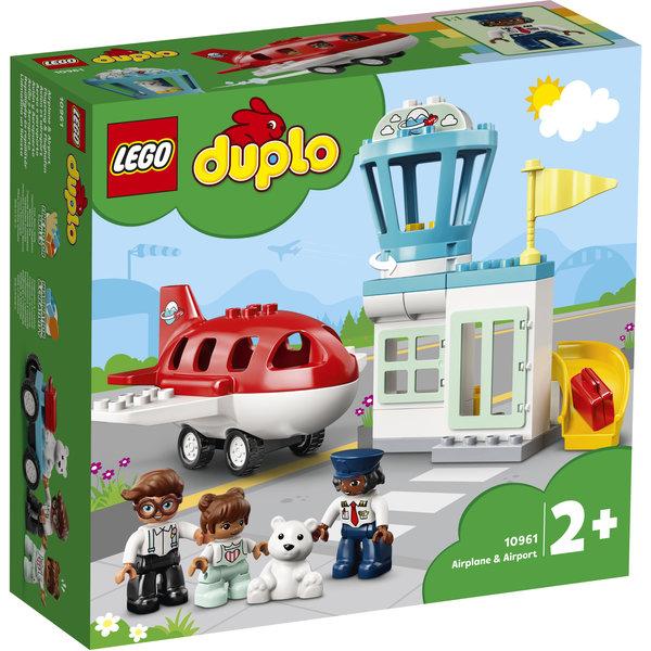LEGO 10961 - Vliegveld en vliegtuig