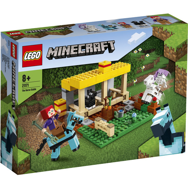 LEGO 21171 - The Horse Stable