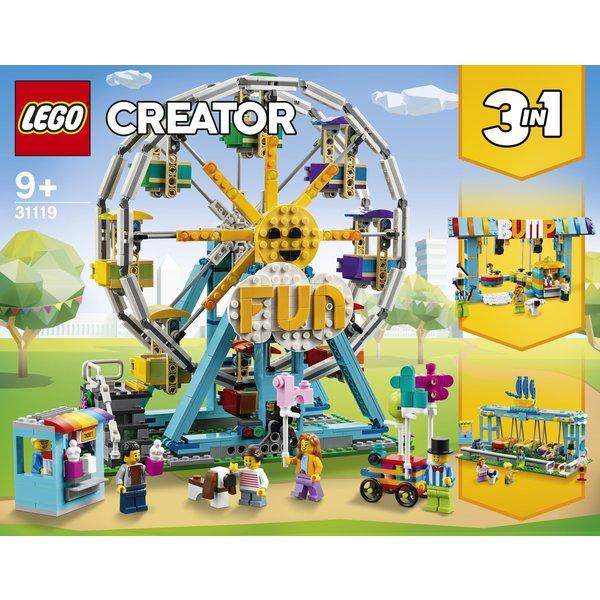LEGO 31119 - Reuzenrad