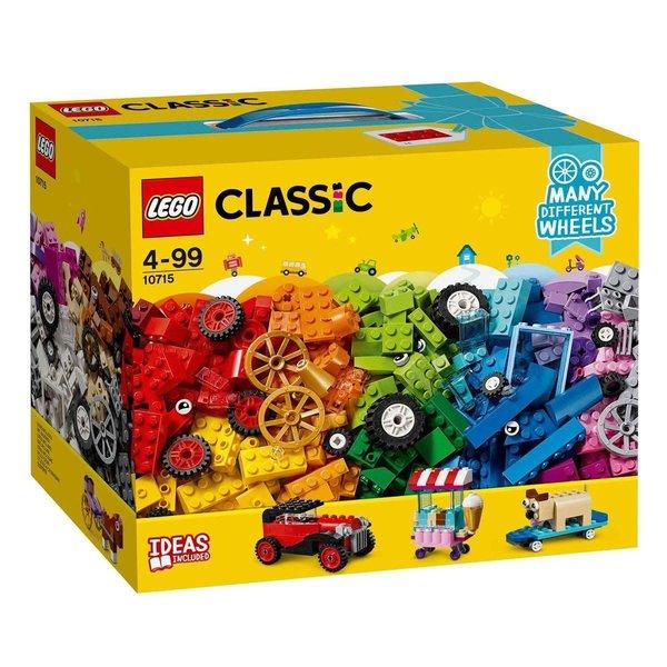 LEGO 10715 - Stenen op wielen