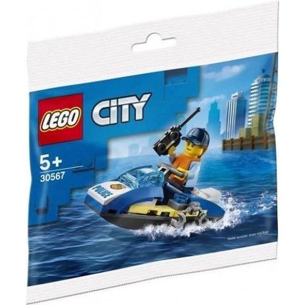 LEGO 30567 - Politie waterscooter